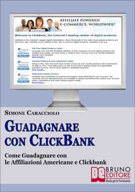 Ebook Guadagnare con ClickBank