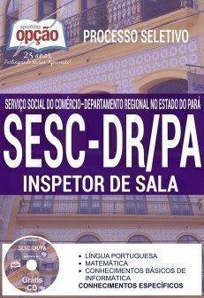 INSPETOR DE SALA
