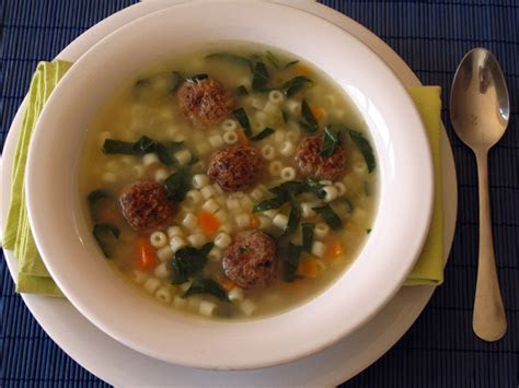 Italian Wedding Soup Recipe ? Dishmaps