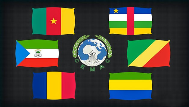 Image result for images of CEMAC states