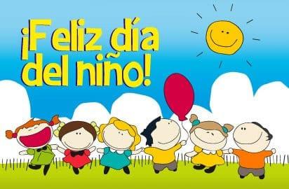 Feliz Día Del Niño Imágenes Videos Frases Y Gifs Para Compartir