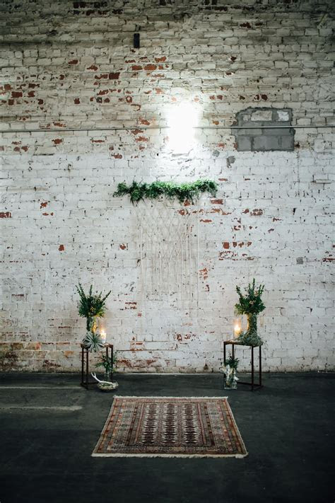 Earthy Bohemian Wedding   Downtown Tampa Wedding