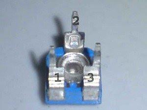 trimpot 1kohm pin 123