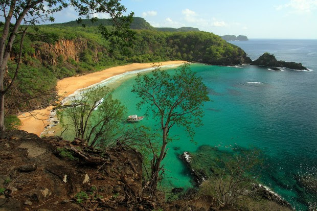 Baia Do Sancho, Brazil 1