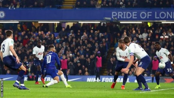 [Penalties Highlight] Chelsea 4 – 2 Tottenham