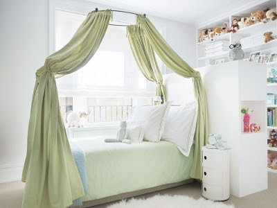 13 Gorgeous DIY Canopy Beds ... | All Women Stalk