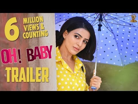 Mancham Yekkithe? Hot Dialogues tho Samantha- O Baby Trailer-Watch it Now