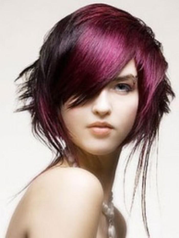 Dark  Hair  Color  Ideas  and Inspiration Girl Gloss