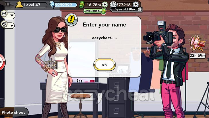 KIM KARDASHIAN: HOLLYWOOD v5.5.0 Cheats
