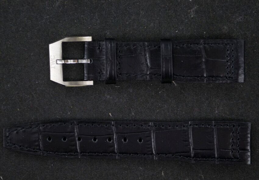 IW326501 Leather Strap