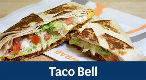 healthy fast food options askmen