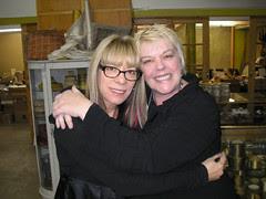 Linda and Terri!