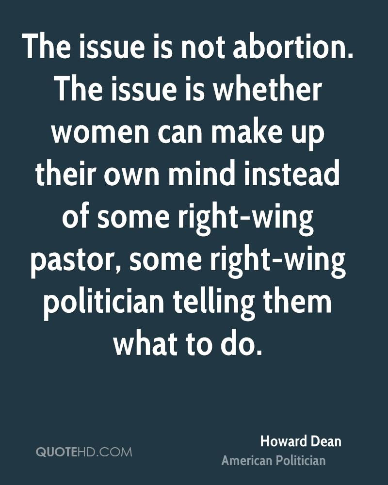 Howard Dean Women Quotes Quotehd