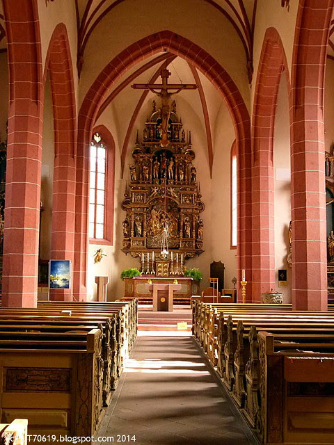 frickenhausen kirche