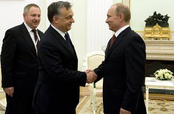 Orban and Putin