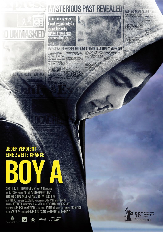 Risultati immagini per boy a movie poster