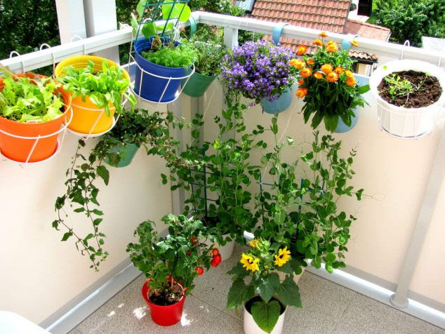 31 634x476 15 Smart Balcony Garden Ideas That are Awesome
