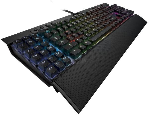Corsair Gaming K95 RGB 600x473 Corsair lanza sus teclados K95 RGB, K70 RGB y K65 RGB