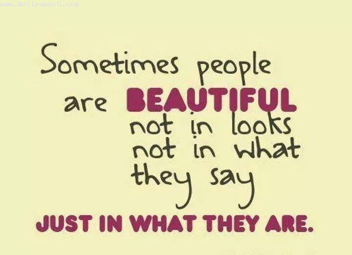 Download Sometimes People Are Beautiful Heart Touching Love Quote