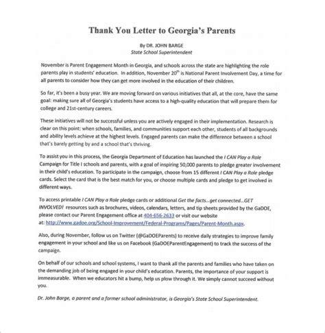 letter   parents word