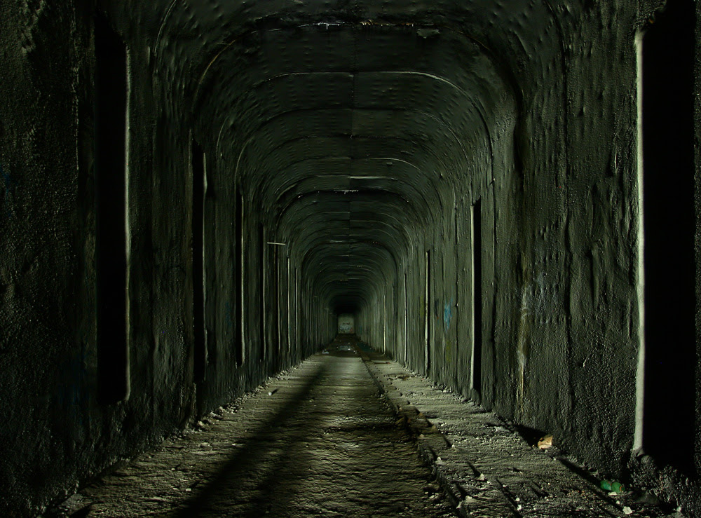 Cincinnati Subway - Abandoned Tunnels