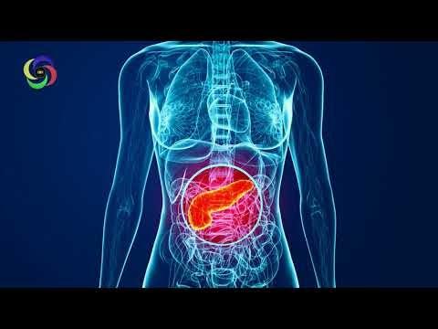 Relaxing Music Pancreas Frequency 117.3 Hz   Healing Liver, Pancreas Sound Binaural Beats Therapy