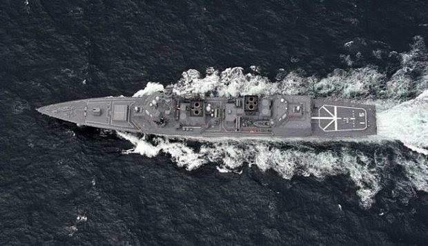 Destroyer Kelas Akizuki, Kapal Perang Tercanggih Milik Jepang