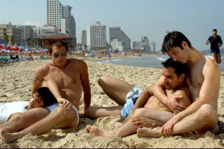 Live and let live in TelAviv