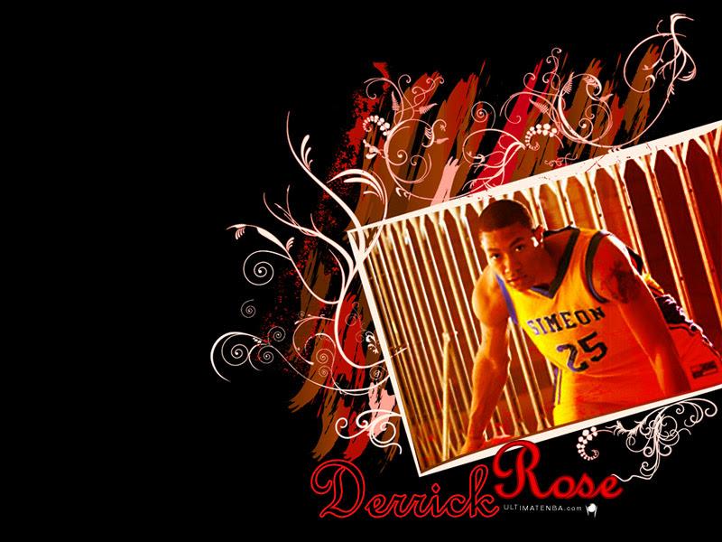 derrick rose. derrick rose wallpaper black