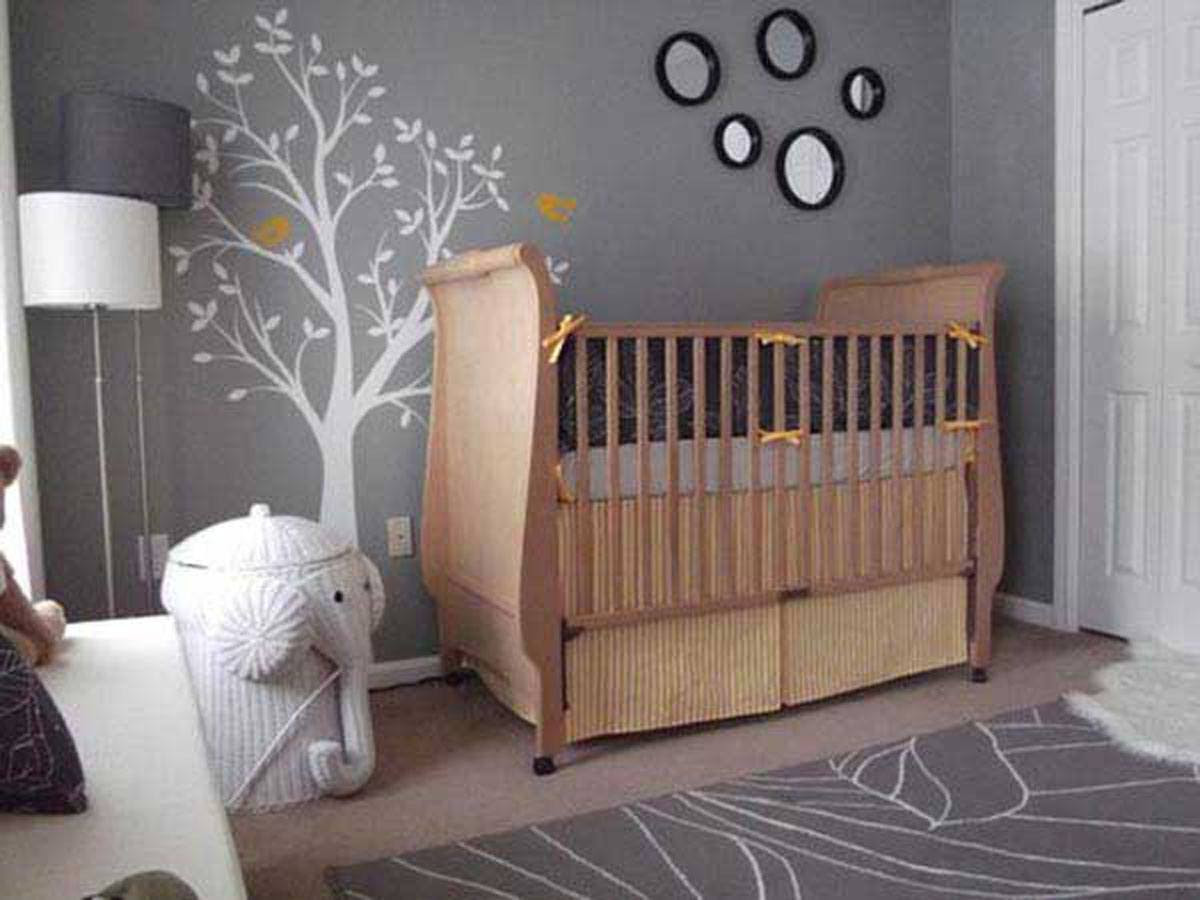 20 Creative Baby Room Ideas