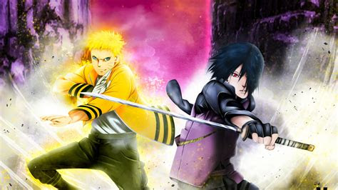 wallpaper anime boys naruto uzumaki