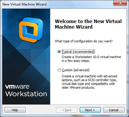 VMWare Workstation 10
