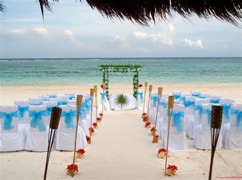 Top Five Beach Wedding Destinations   Event Planners Unite!
