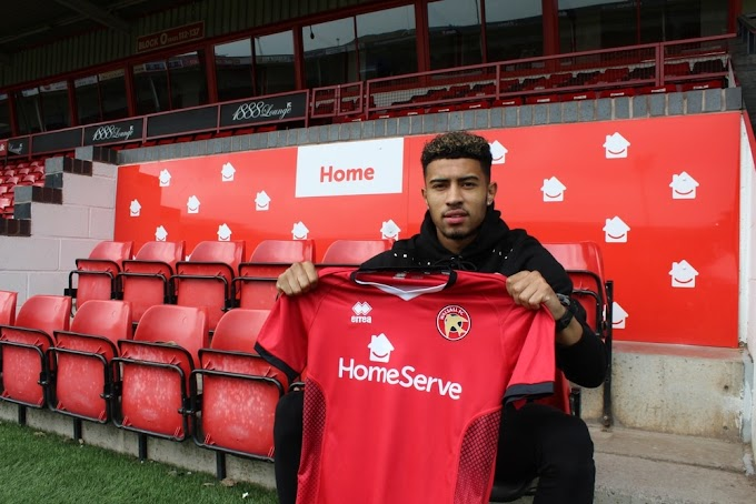 Josh Ginnelly Looking Forward to the New Season & Showing What He Can Do