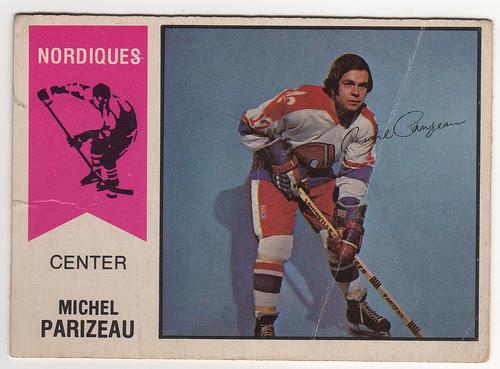Michel Parizeau front
