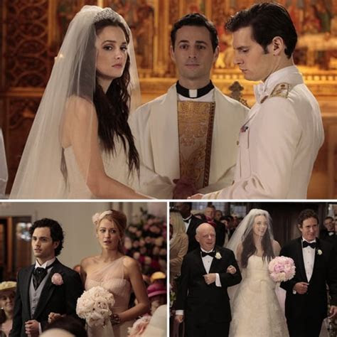 Gossip Girl Season 5 Pictures of Blair and Louis' Royal
