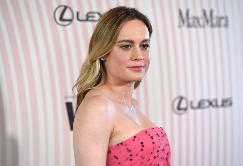 Brie Larson Promises 'I Do Not Hate White Dudes,' But Laments Lack of Inclusion Among Film Critics