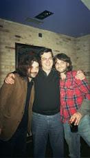 Con Quique González, y Carlos Chaouen