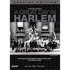 A Great Day In Harlem cover