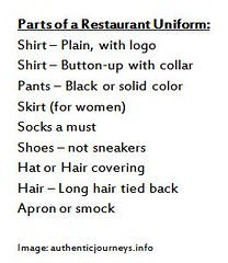 restaurant-uniform