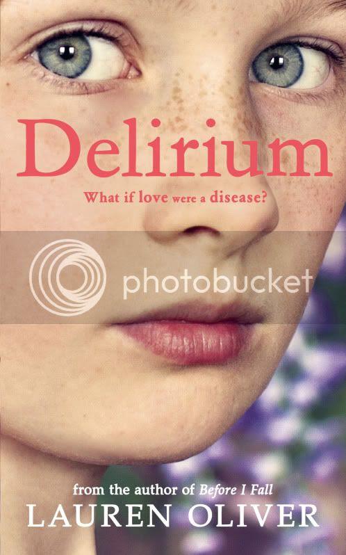 delirium by lauren oliver paperback