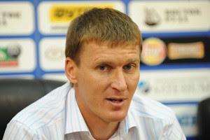 Сачко сегодня был представлен как новый главный тренер Ворсклы