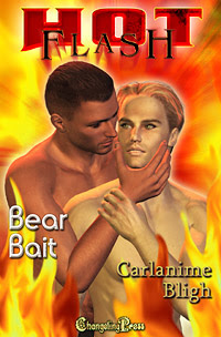 Skinshift: Bear Bait by Carlanime  Bligh