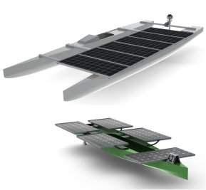 Barco solar: tecnologia social vai transportar estudantes na Amazônia