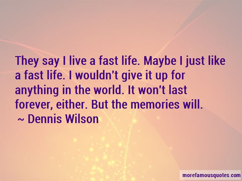 Quotes About Memories That Last Forever Top 9 Memories That Last