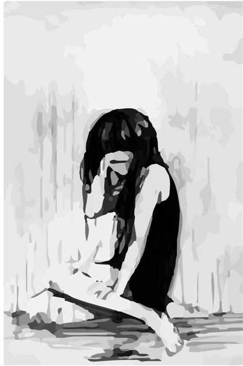 anime depressed drawings drawing group fepaexorg