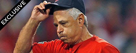 The Boston Red Sox players tried to have manager Bobby Valentine fired. (AP)