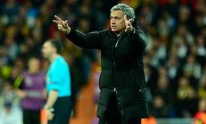 José Mourinho se iría del Madrid al final de temporada. Foto tomada: latercera.com