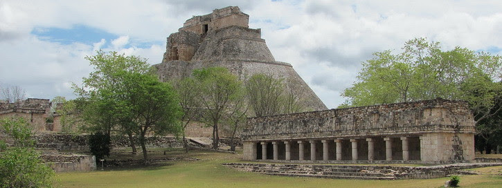 Site maya Uxmal