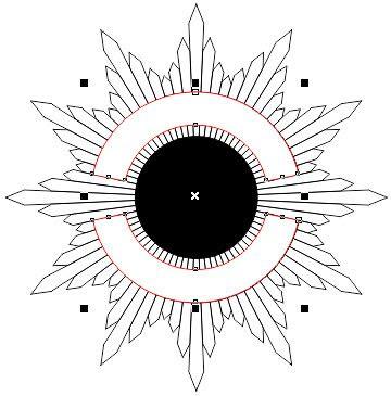 gambar logo keren polos  keles